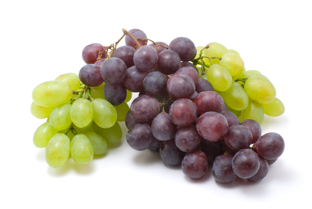 vine grapes